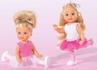 Кукла Еви-балерина , 12 см, Simba