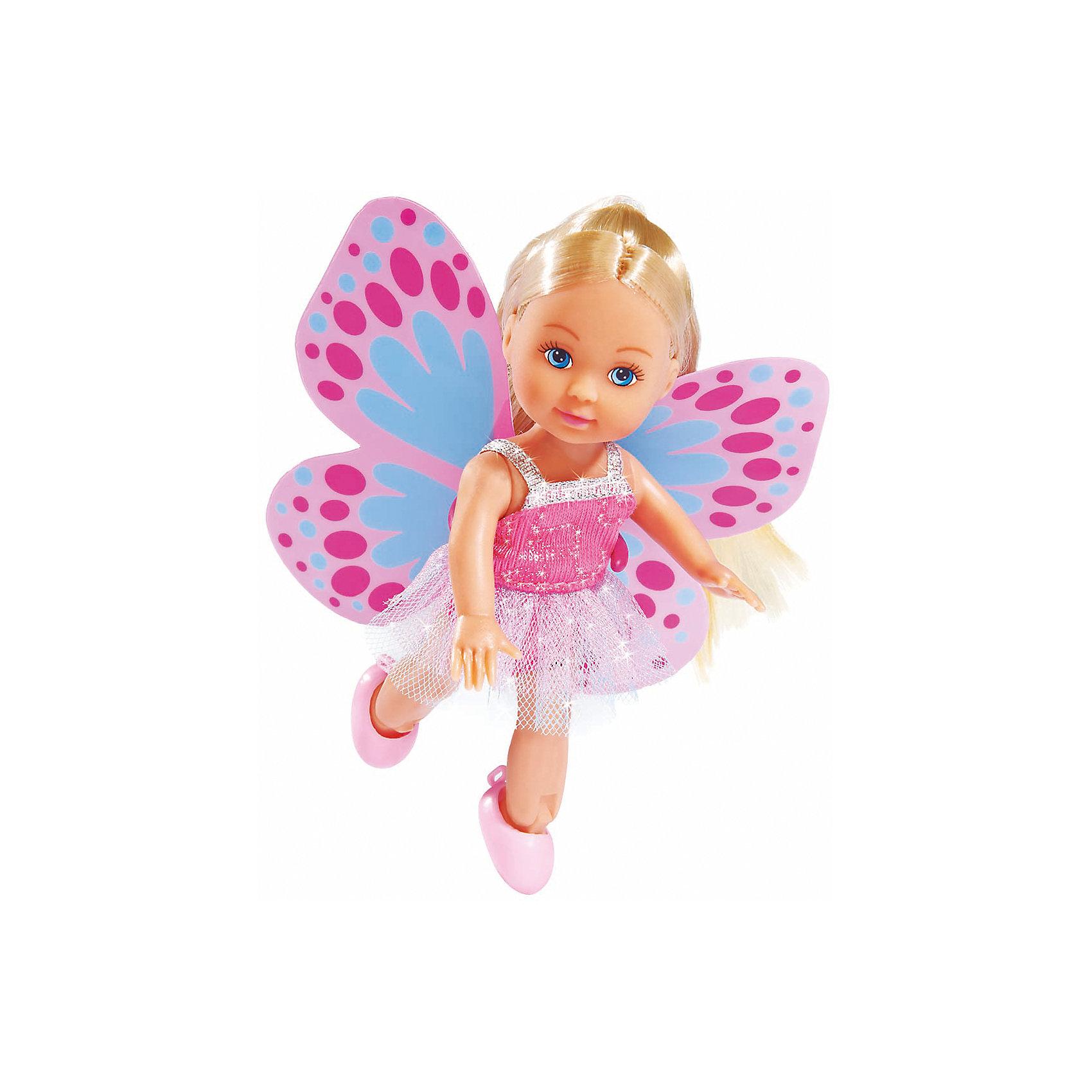 Кукла Еви в 3 образах: русалочка, принцесса, фея, SimbaSteffi и Evi Love<br>Характеристики товара:<br><br>- цвет: разноцветный;<br>- материал: пластик;<br>- возраст: от трех лет;<br>- комплектация: кукла, одежда, аксесуары;<br>- высота куклы: 12 см.<br><br>Эта симпатичная кукла Еви от известного бренда приводит детей в восторг! Какая девочка сможет отказаться поиграть с куклами, которые дополнены набором в виде трех компелектов для создания образа феи или русалочки?! В набор входят аксессуары для игр с куклой. Игрушка очень качественно выполнена, поэтому она станет замечательным подарком ребенку. <br>Продается набор в красивой удобной упаковке. Изделие произведено из высококачественного материала, безопасного для детей.<br><br>Куклу Еви в 3 образах: русалочка, принцесса, фея от бренда Simba можно купить в нашем интернет-магазине.<br><br>Ширина мм: 45<br>Глубина мм: 162<br>Высота мм: 181<br>Вес г: 125<br>Возраст от месяцев: 36<br>Возраст до месяцев: 120<br>Пол: Женский<br>Возраст: Детский<br>SKU: 5119518