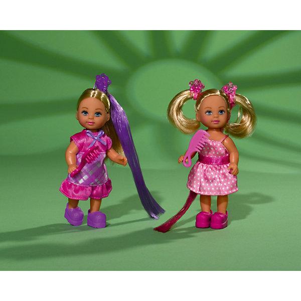 Кукла Еви супер-волосы, SimbaКуклы<br>Характеристики товара:<br><br>- цвет: разноцветный;<br>- материал: пластик, текстиль;<br>- возраст: от трех лет;<br>- комплектация: кукла, одежда, аксесуары;<br>- высота куклы: 12 см.<br><br>Эта симпатичная кукла Еви от известного бренда приводит детей в восторг! Какая девочка сможет отказаться поиграть с куклами, которые дополнены такими шикарными волосами?! В набор входят аксессуары для игр с куклой. Игрушка очень качественно выполнена, поэтому она станет замечательным подарком ребенку. <br>Продается набор в красивой удобной упаковке. Изделие произведено из высококачественного материала, безопасного для детей.<br><br>Куклу Еви супер-волосы от бренда Simba можно купить в нашем интернет-магазине.<br>Ширина мм: 120; Глубина мм: 160; Высота мм: 45; Вес г: 96; Возраст от месяцев: 36; Возраст до месяцев: 120; Пол: Женский; Возраст: Детский; SKU: 5119523;