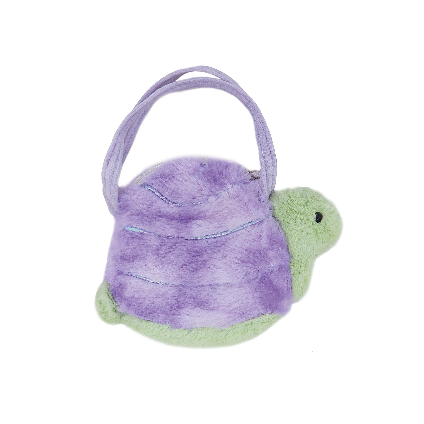 Bearington Игрушка-сумка Улитка, 20 см, Bearington улитка где можно в волгограде цена