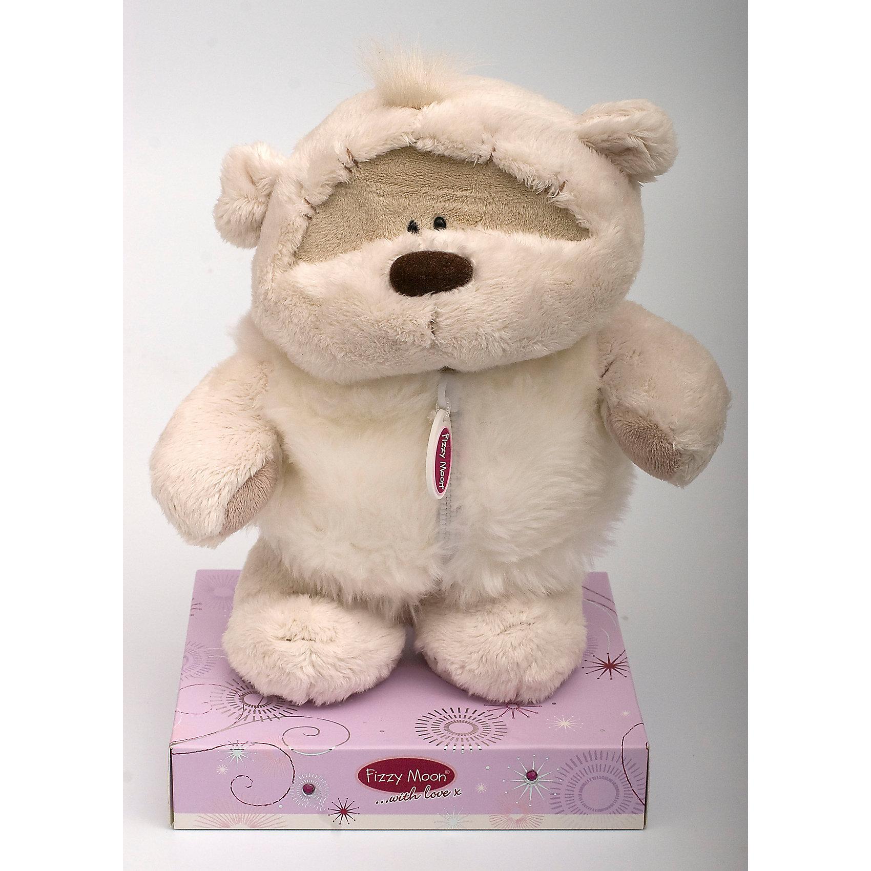 Мишка, 20 см, Fizzy MoonМишка, 20 см, Fizzy Moon (Физзи Мун).<br><br>Характеристики:<br><br>- Размер: 20 см.<br>- Материал: искусственный мех, текстиль<br><br>Сентиментальный медвежонок по имени Физзи Мун в меховом жилете, стоящий на подставке, вызывает только положительные эмоции. Трогательный и обаятельный мишка порадует как детей, так и взрослых. У мишки умилительная смешная мордашка, забавный носик и черные как угольки глазки. Он изготовлен из высококачественных материалов. Fizzy Moon (Физзи Мун) всемирно известный бренд игрушек, который уже завоевал любовь и популярность! Добрый мишка Физзи Мун станет отличным подарком!<br><br>Мишку, 20 см, Fizzy Moon (Физзи Мун) можно купить в нашем интернет-магазине.<br><br>Ширина мм: 9999<br>Глубина мм: 9999<br>Высота мм: 9999<br>Вес г: 280<br>Возраст от месяцев: 36<br>Возраст до месяцев: 2147483647<br>Пол: Женский<br>Возраст: Детский<br>SKU: 5119980