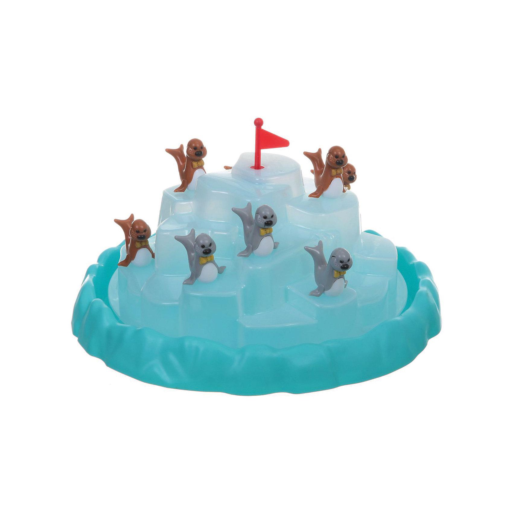 Настольная игра Морские котики , ФортунаСтратегические настольные игры<br>Характеристики:<br><br>• Вид игр: настольные игры<br>• Пол: универсальный<br>• Материал: пластик, картон<br>• Количество игроков: от 2-х до 6 человек<br>• Размер (Д*Ш*В): 26*6*24 см<br>• Вес: 450 г<br>• Комплектация: основание для айсберга, айсберг, 8 морских котиков, флажок, инструкция<br><br>Настольная игра Морские котики, Фортуна от отечественного производителя, специализирующегося на данного вида играх, предназначена для веселого времяпрепровождения для небольшой компании до 6-ти человек. Цель игры заключается в том, чтобы разместить раньше всех на льдине своих морских котиков. Сложность заключается в том, чтобы при размещении или поворачивании айсберга не уронить уже размещенных котиков. Элементы игры выполнены из качественного и безопасного пластика, упакованы в картонную коробку. В комплекте имеется инструкция с правилами игры.<br><br>Настольные игры от Фортуны научат ребенка внимательности, усидчивости, позволят ему развивать, тактическое, стратегическое и логическое мышление. Игры с несколькими участниками позволяют в легкой форме осваивать социальные навыки взаимодействия и выстраивать коммуникацию с другими участниками игры. Настольная игра Морские котики, Фортуна может стать прекрасным вариантом в качестве подарка к празднику для любого ребенка! <br><br>Настольную игру Морские котики, Фортуна можно купить в нашем интернет-магазине.<br><br>Ширина мм: 265<br>Глубина мм: 110<br>Высота мм: 260<br>Вес г: 625<br>Возраст от месяцев: 60<br>Возраст до месяцев: 2147483647<br>Пол: Унисекс<br>Возраст: Детский<br>SKU: 5121945