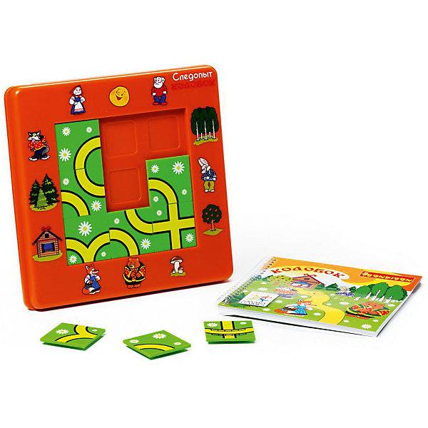 Логическая игра Следопыт, колобок , BondibonСтратегические настольные игры<br>Характеристики:<br><br>• Вид игр: настольные игры<br>• Пол: универсальный<br>• Материал: пластик, бумага, картон<br>• Количество игроков: 1<br>• Количество уровней сложности: 4<br>• Количество заданий: 48<br>• Размер (Д*Ш*В): 24*5*24 см<br>• Вес: 670 г<br>• Комплектация: рамка-игровое поле, пазлы, буклет с заданиями, инструкция<br><br>Логическая игра Следопыт, колобок, Bondibon – это настольная игра от всемирно известного производителя детских игр развивающей и обучающей направленности. Smart Games – это серия логических игр, предназначенная для одного игрока с несколькими уровнями сложности и множеством заданий. Цель игры Следопыт, колобок заключается в том, чтобы выставить игровые пазлы на поле таким образом, как это изображено в задании. Элементы игры выполнены из качественного и безопасного пластика, упакованы в картонную коробку. В комплекте имеется инструкция с правилами игры и буклет с заданиями.<br><br>Логические игры Smart Games от Bondibon научат ребенка логическому и пространственному мышлению, концентрации внимания и выработке индивидуальной тактики решения игровых задач. Настольные игры от Bondibon – залог развития успешности вашего ребенка в будущем! <br><br>Логическую игру Следопыт, колобок, Bondibon можно купить в нашем интернет-магазине.<br>Ширина мм: 240; Глубина мм: 50; Высота мм: 240; Вес г: 617; Возраст от месяцев: 60; Возраст до месяцев: 120; Пол: Унисекс; Возраст: Детский; SKU: 5121950;