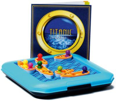 Логическая игра Титаник , Bondibon