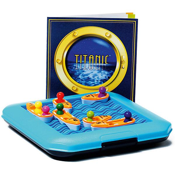 Логическая игра Титаник, BondibonСтратегические настольные игры<br>Характеристики:<br><br>• Вид игр: настольные игры<br>• Пол: универсальный<br>• Материал: пластик, бумага, картон<br>• Количество игроков: 1<br>• Количество уровней сложности: 4<br>• Количество заданий: 48<br>• Размер (Д*Ш*В): 24*5*24 см<br>• Вес: 610 г<br>• Комплектация: рамка-игровое поле, 4 спасательные шлюпки, 6 фигурок пассажиров, буклет с заданиями, инструкция<br><br>Логическая игра Титаник, Bondibon – это настольная игра от всемирно известного производителя детских игр развивающей и обучающей направленности. Smart Games – это серия логических игр, предназначенная для одного игрока с несколькими уровнями сложности и множеством заданий. Цель игры Титаник заключается в том, чтобы выставить игровые пазлы на поле таким образом, как это изображено в задании. Элементы игры выполнены из качественного и безопасного пластика, упакованы в картонную коробку. В комплекте имеется инструкция с правилами игры и буклет с заданиями.<br><br>Логические игры Smart Games от Bondibon научат ребенка логическому и пространственному мышлению, концентрации внимания и выработке индивидуальной тактики решения игровых задач. Настольные игры от Bondibon – залог развития успешности вашего ребенка в будущем! <br><br>Логическую игру Титаник, Bondibon можно купить в нашем интернет-магазине.<br><br>Ширина мм: 240<br>Глубина мм: 50<br>Высота мм: 240<br>Вес г: 728<br>Возраст от месяцев: 96<br>Возраст до месяцев: 144<br>Пол: Унисекс<br>Возраст: Детский<br>SKU: 5121952