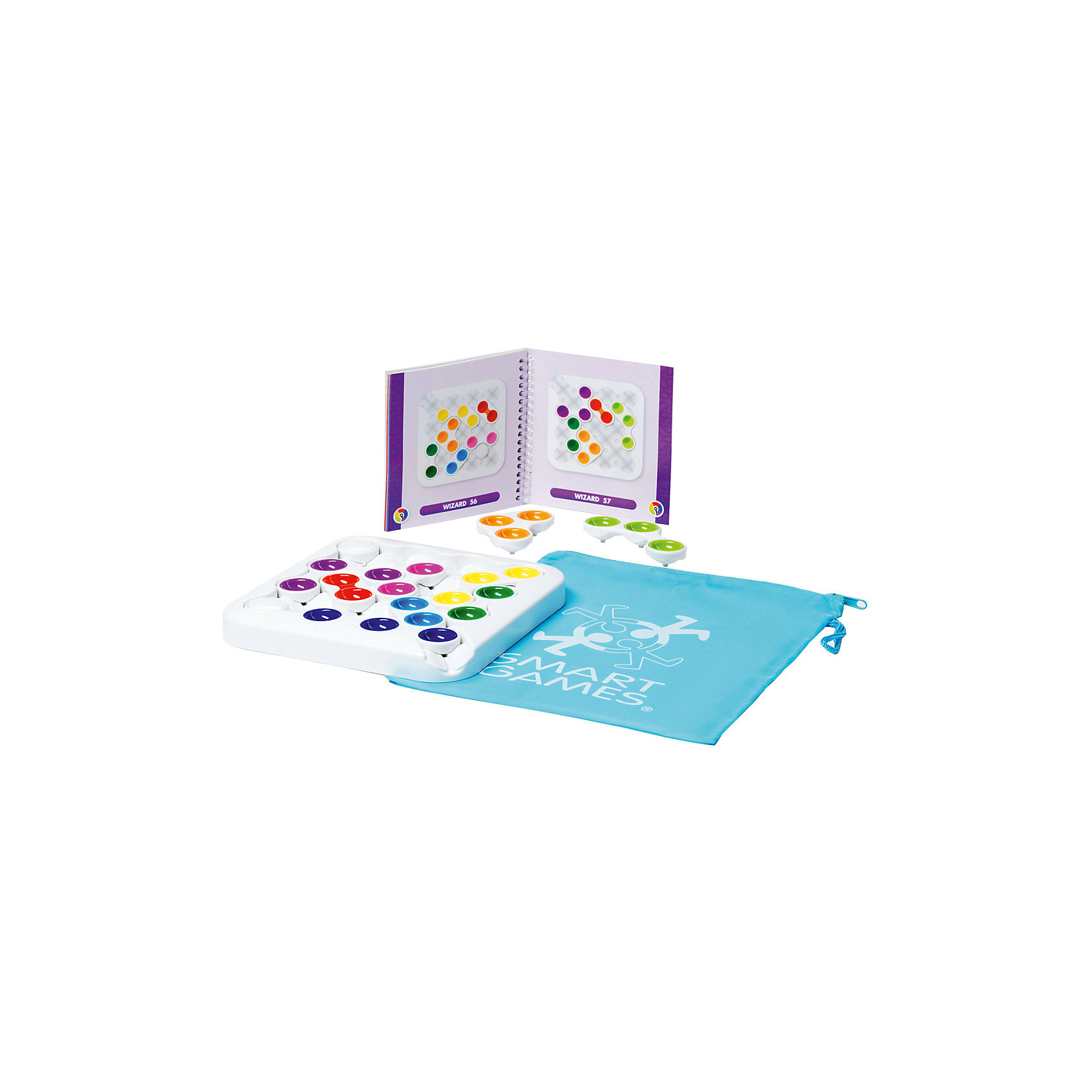 Логическая игра Антивирус, BondibonНастольные игры<br>Характеристики:<br><br>• Вид игр: настольные игры<br>• Пол: универсальный<br>• Материал: пластик, бумага, картон<br>• Количество игроков: 1<br>• Количество уровней сложности: 5<br>• Количество заданий: 60<br>• Размер (Д*Ш*В): 24*6*24 см<br>• Вес: 470 г<br>• Комплектация: рамка-игровое поле, 11 фишек-пазлов с разноцветными молекулами, блокнот с заданиями, инструкция<br><br>Логическая игра Антивирус, Bondibon – это настольная игра от всемирно известного производителя детских игр развивающей и обучающей направленности. Smart Games – это серия логических игр, предназначенная для одного игрока с несколькими уровнями сложности и множеством заданий. Цель игры Антивирус заключается в том, чтобы расположить игровые элементы на поле в соответствии с заданием, указанным в карточке. Элементы игры выполнены из качественного и безопасного пластика, упакованы в картонную коробку. В комплекте имеется инструкция с правилами игры и буклет с заданиями.<br><br>Логические игры Smart Games от Bondibon научат ребенка логическому и пространственному мышлению, концентрации внимания и выработке индивидуальной тактики решения игровых задач. Настольные игры от Bondibon – залог развития успешности вашего ребенка в будущем! <br><br>Логическую игру Антивирус, Bondibon можно купить в нашем интернет-магазине.<br><br>Ширина мм: 240<br>Глубина мм: 50<br>Высота мм: 240<br>Вес г: 555<br>Возраст от месяцев: 84<br>Возраст до месяцев: 144<br>Пол: Унисекс<br>Возраст: Детский<br>SKU: 5121956