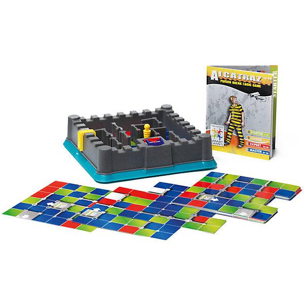 Логическая игра Шпион, BondibonСтратегические настольные игры<br>Характеристики:<br><br>• Вид игр: настольные игры<br>• Пол: универсальный<br>• Материал: пластик, бумага, картон<br>• Количество игроков: 1<br>• Количество уровней сложности: 4<br>• Количество заданий: 48<br>• Размер (Д*Ш*В): 24*6*24 см<br>• Вес: 485 г<br>• Комплектация: игровая доска, 12 блоков-стен, 1 лестница, фигурка шпиона, блокнот с заданиями, инструкция<br><br>Логическая игра Шпион, Bondibon – это настольная игра от всемирно известного производителя детских игр развивающей и обучающей направленности. Smart Games – это серия логических игр, предназначенная для одного игрока с несколькими уровнями сложности и множеством заданий. Цель игры Шпион заключается в том, чтобы незаметно проникнуть в средневековый замок и выполнить задание. Элементы игры выполнены из качественного и безопасного пластика, упакованы в картонную коробку. В комплекте имеется инструкция с правилами игры и буклет с заданиями.<br><br>Логические игры Smart Games от Bondibon научат ребенка логическому и пространственному мышлению, концентрации внимания и выработке индивидуальной тактики решения игровых задач. Настольные игры от Bondibon – залог развития успешности вашего ребенка в будущем! <br><br>Логическую игру Шпион, Bondibon можно купить в нашем интернет-магазине.<br><br>Ширина мм: 240<br>Глубина мм: 65<br>Высота мм: 240<br>Вес г: 783<br>Возраст от месяцев: 84<br>Возраст до месяцев: 144<br>Пол: Унисекс<br>Возраст: Детский<br>SKU: 5121959