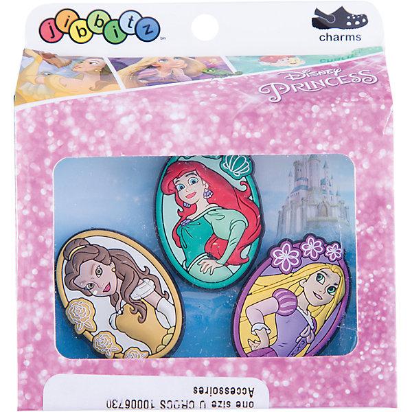 Джибитсы 3 шт. для сабо Crocs Dream Big Disney