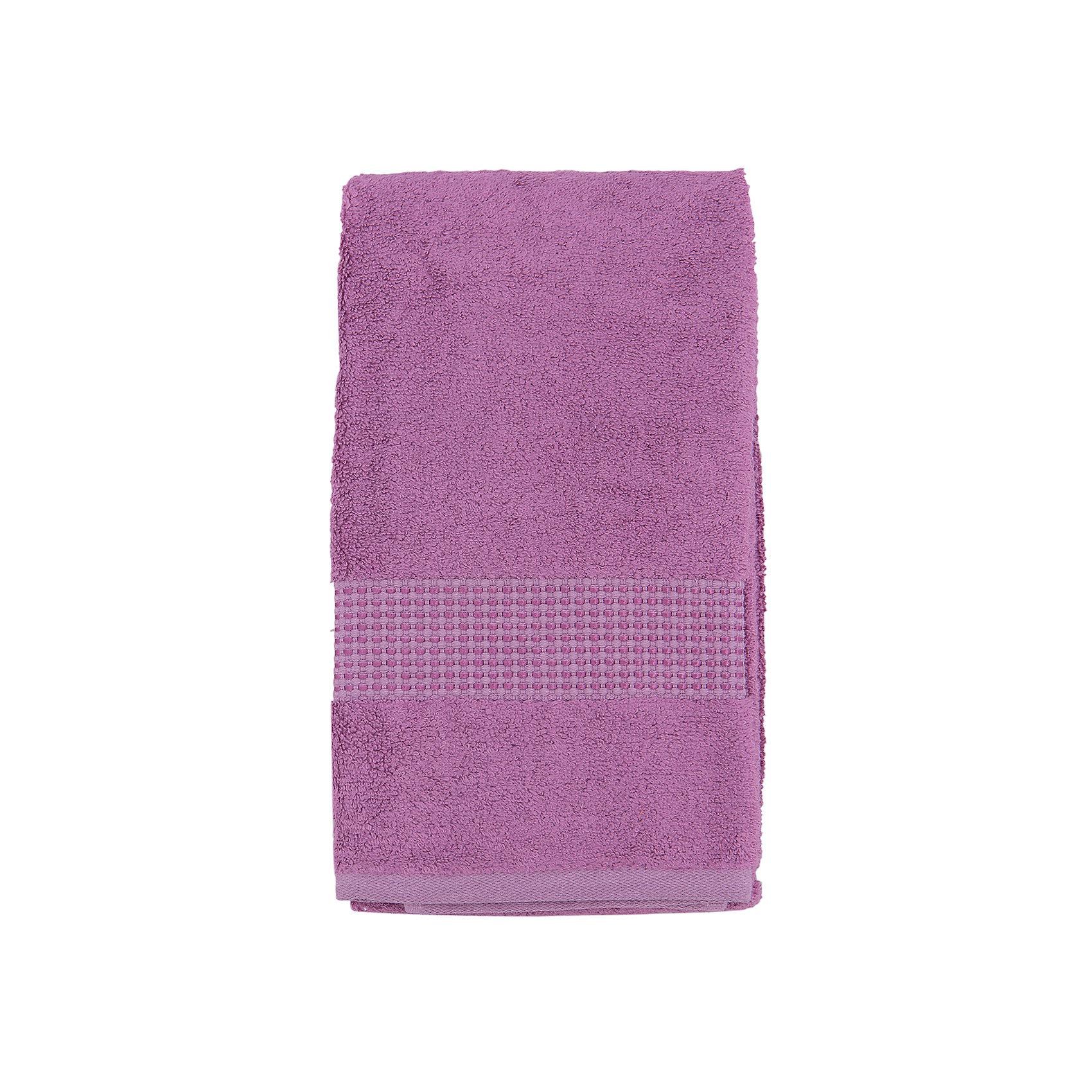 TAC Полотенце ELMORE махровое 50*90 Бамбук, TAC, фиолетовый tac полотенце bloom махровое 50 90 бамбук tac сиреневый