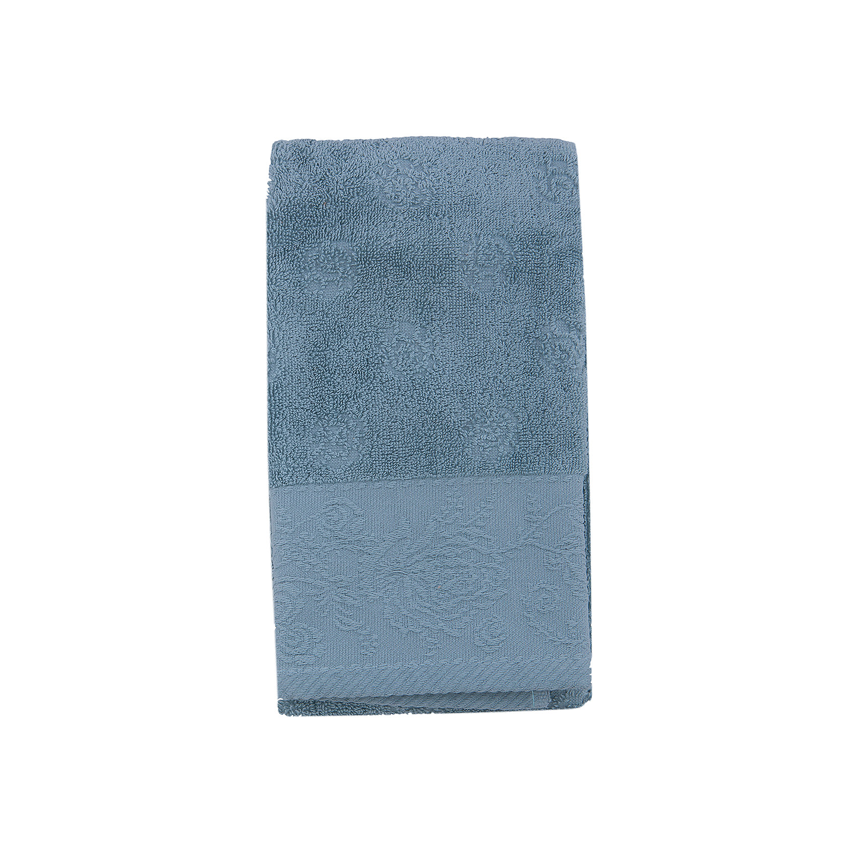TAC Полотенце MERRY махровое 50*90, TAC, серебряно-голубой tac полотенце safran махровое 50 90 tac голубой