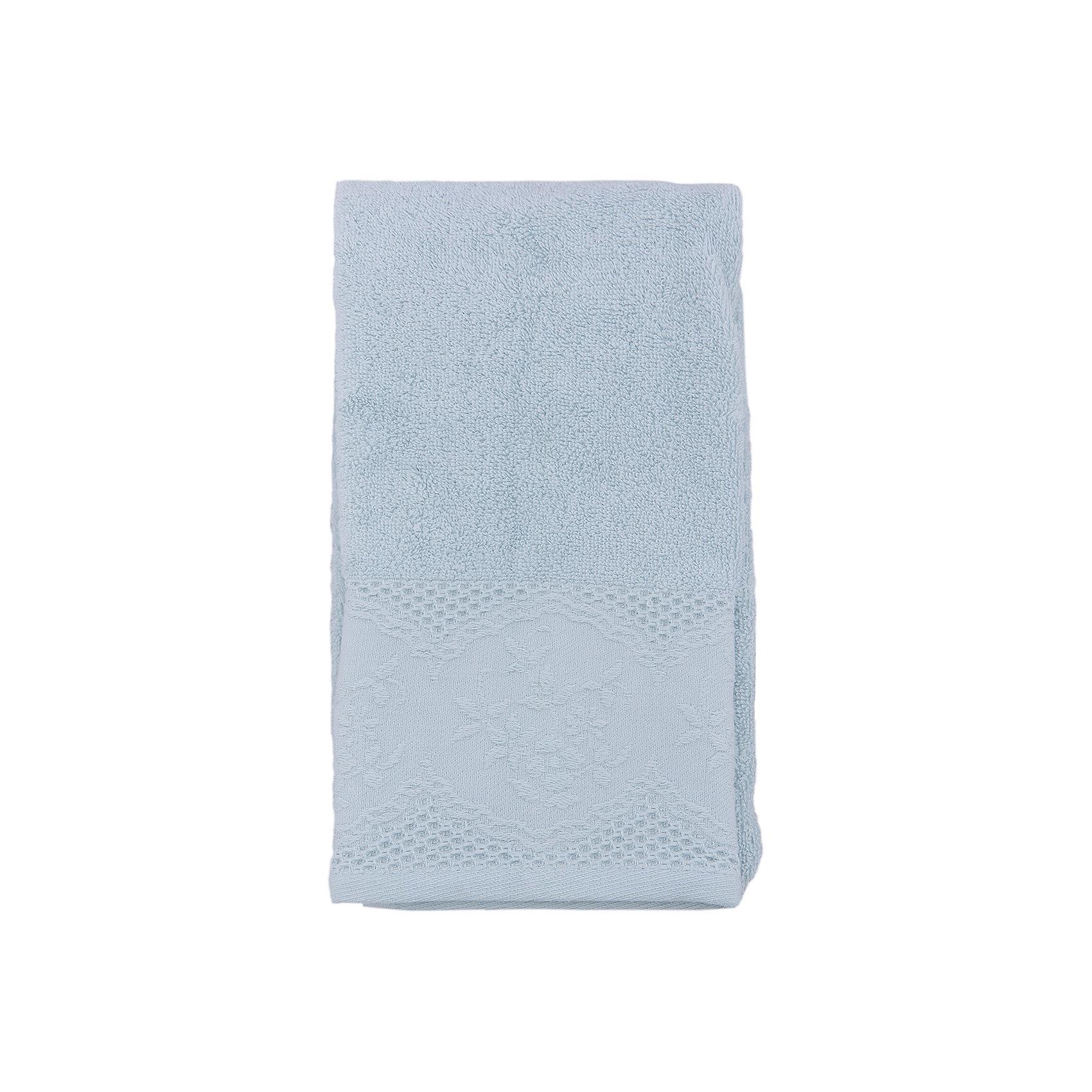 TAC Полотенце WAYNE махровое 50*90, TAC, светло-голубой tac полотенце bloom махровое 50 90 бамбук tac сиреневый