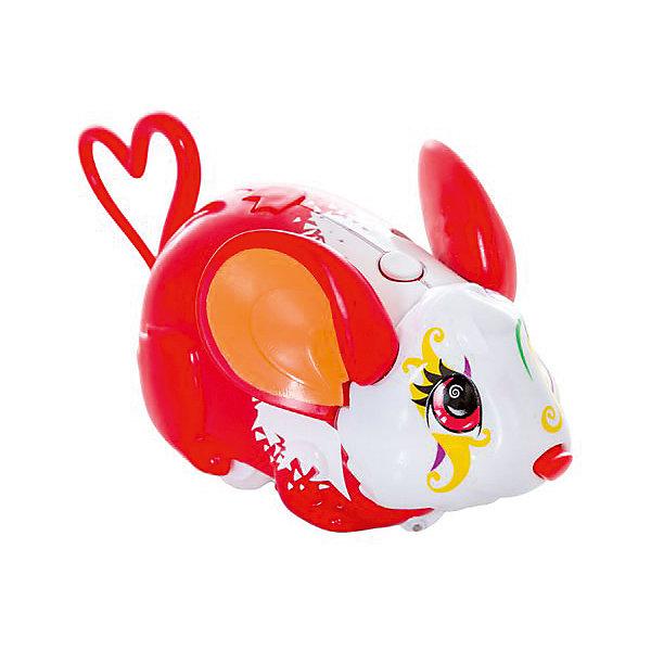 Мышка-циркач Зунза, Amazing ZhusИнтерактивные игрушки для малышей<br>Характеристики товара:<br><br>- цвет: красный;<br>- материал: пластик;<br>- вес : 220 г;<br>- три режима работы;<br>- размер упаковки: 16 x 10 x 7 см;<br>- умеет издавать забавные звуки, изучать пространство.<br><br>Такая игрушка в виде симпатичной мышки поможет ребенку весело проводить время - она умеет издавать забавные звуки и активно изучать пространство, используя нос как радар. Это выглядит очень забавно! <br>Мышка способна помогать всестороннему развитию ребенка: развивать тактильное восприятие, мелкую моторику, воображение, внимание и логику. Изделие произведено из качественных материалов, безопасных для ребенка. Набор станет отличным подарком детям!<br><br>Игрушку Мышка-циркач Зунза от бренда Amazing Zhus можно купить в нашем интернет-магазине.<br>Ширина мм: 160; Глубина мм: 130; Высота мм: 70; Вес г: 221; Возраст от месяцев: 36; Возраст до месяцев: 2147483647; Пол: Унисекс; Возраст: Детский; SKU: 5124482;