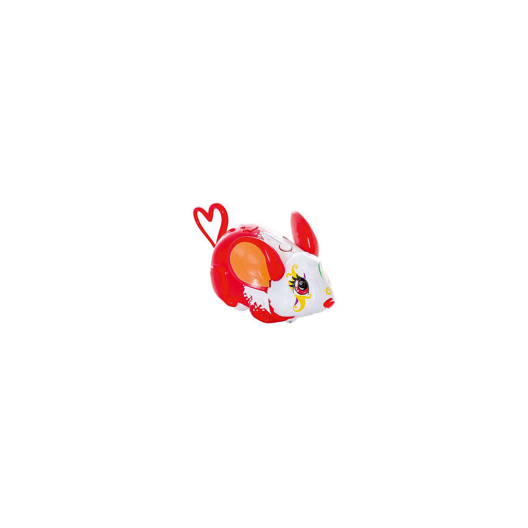 Мышка-циркач Зунза, Amazing ZhusПрочие интерактивные игрушки<br>Характеристики товара:<br><br>- цвет: красный;<br>- материал: пластик;<br>- вес : 220 г;<br>- три режима работы;<br>- размер упаковки: 16 x 10 x 7 см;<br>- умеет издавать забавные звуки, изучать пространство.<br><br>Такая игрушка в виде симпатичной мышки поможет ребенку весело проводить время - она умеет издавать забавные звуки и активно изучать пространство, используя нос как радар. Это выглядит очень забавно! <br>Мышка способна помогать всестороннему развитию ребенка: развивать тактильное восприятие, мелкую моторику, воображение, внимание и логику. Изделие произведено из качественных материалов, безопасных для ребенка. Набор станет отличным подарком детям!<br><br>Игрушку Мышка-циркач Зунза от бренда Amazing Zhus можно купить в нашем интернет-магазине.<br><br>Ширина мм: 160<br>Глубина мм: 130<br>Высота мм: 70<br>Вес г: 221<br>Возраст от месяцев: 36<br>Возраст до месяцев: 2147483647<br>Пол: Унисекс<br>Возраст: Детский<br>SKU: 5124482