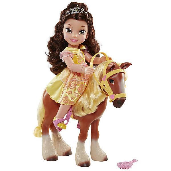 Кукла Принцесса с животным, Принцессы ДиснейКуклы<br>Характеристики товара:<br><br>- цвет: разноцветный;<br>- материал: текстиль, пластик;<br>- размер кукол: 35 см;<br>- каждая кукла продается отдельно.<br><br>Играть с фигурками из любимого мультфильма - вдвойне интереснее! Фигурки маленьких принцесс из мультфильмов Диснея - очень красивые, они хорошо детализированы. У кукол живые глаза-линзы. Каждая фигурка отлично выполнена, похожа на героя мультика, поэтому она станет желанным подарком для ребенка. Каждая принцесса дополнена своим животным. Такая игрушка отлично тренирует у ребенка разные навыки: играя с фигурками, ребенок развивает мелкую моторику, цветовосприятие, внимание, воображение и творческое мышление. <br>Из этих фигурок можно собрать целую коллекцию! Изделие произведено из качественных проверенных материалов, безопасных для малышей.<br><br>Куклу Принцесса с животным, Принцессы Дисней, можно купить в нашем интернет-магазине.<br>Ширина мм: 500; Глубина мм: 400; Высота мм: 150; Вес г: 2383; Возраст от месяцев: 36; Возраст до месяцев: 2147483647; Пол: Женский; Возраст: Детский; SKU: 5124486;