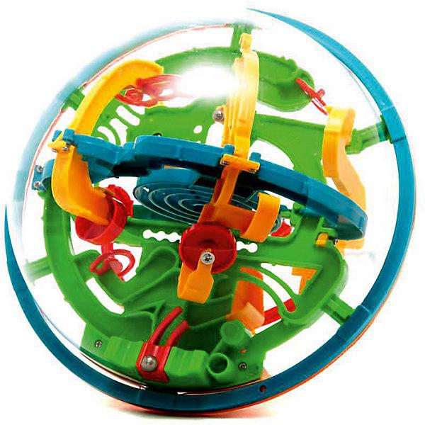 Лабиринтус 19 см, 138 шагов, LabirintusГоловоломки - лабиринты<br>Лабиринтус 19 см, 138 шагов, Labirintus<br><br>Это самая известная и популярная модель Лабиринтуса. Диаметр сферы составляет 19 см, внутренний лабиринт насчитывает 138 шагов. Шаги и препятствия сконструированы таким образом, чтобы максимально заинтересовать и сделать игру яркой и увлекательной! Думаете провести шарик через барьеры легко? Вперед! Не забудьте про гравитацию!<br><br>Вес: 428 г<br>Инд. упаковка: коробка<br>Материал: пластик, металл<br>Размеры ДхВхШ: 20*20*20<br><br>Ширина мм: 200<br>Глубина мм: 200<br>Высота мм: 200<br>Вес г: 428<br>Возраст от месяцев: 48<br>Возраст до месяцев: 192<br>Пол: Унисекс<br>Возраст: Детский<br>SKU: 5124642