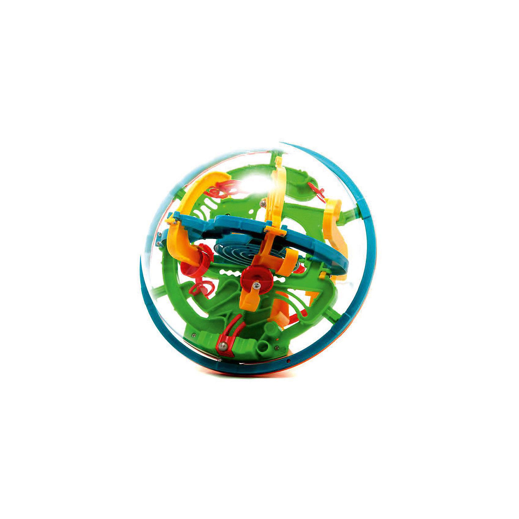 Лабиринтус 19 см, 138 шагов, LabirintusОбъёмные головоломки<br>Лабиринтус 19 см, 138 шагов, Labirintus<br><br>Это самая известная и популярная модель Лабиринтуса. Диаметр сферы составляет 19 см, внутренний лабиринт насчитывает 138 шагов. Шаги и препятствия сконструированы таким образом, чтобы максимально заинтересовать и сделать игру яркой и увлекательной! Думаете провести шарик через барьеры легко? Вперед! Не забудьте про гравитацию!<br><br>Вес: 428 г<br>Инд. упаковка: коробка<br>Материал: пластик, металл<br>Размеры ДхВхШ: 20*20*20<br><br>Ширина мм: 200<br>Глубина мм: 200<br>Высота мм: 200<br>Вес г: 428<br>Возраст от месяцев: 48<br>Возраст до месяцев: 192<br>Пол: Унисекс<br>Возраст: Детский<br>SKU: 5124642