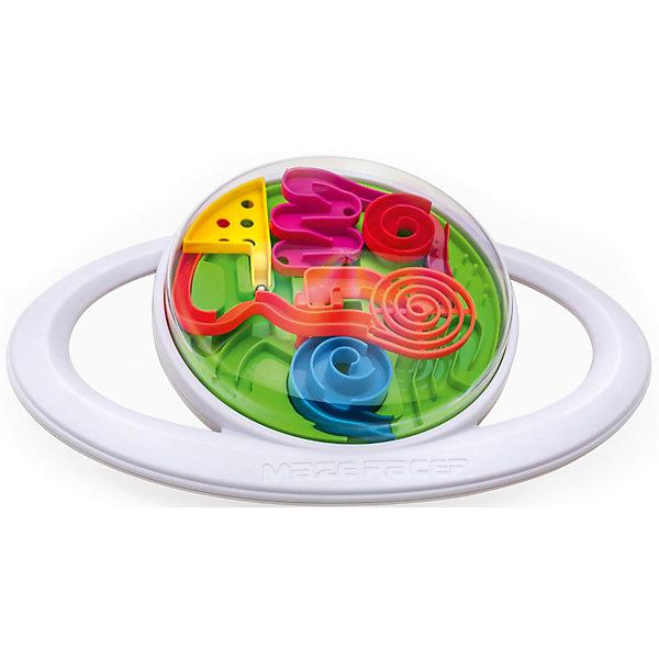 Лабиринтус Racer, мини, LabirintusГоловоломки - лабиринты<br>Лабиринтус Racer, мини, Labirintus<br><br>Характеристика:<br>-Возраст: от 3 лет<br>-Размер игрушки: 15 х 25 см<br>-Состав: пластик<br><br>Удобная игрушка для того, чтобы взять с собой в поездку - компактный и недорогой вариант более крупной домашней версии руля-лабиринта Лабиринтус-руль, при этом не менее интересный! Руль-лабиринт - новое поколение игры этого жанра. За ручки корпуса удобно держать игровое поле в горизонтальном положении и точно контролировать движения, задающие направление шарику. В отличии от шаров, здесь игра идет почти что на одном уровне плоскости. Однако, и препятствия здесь другие, специально придуманные для этой версии. Лабиринтус поможет ребёнку в развитии логического мышления и моторики рук. Игрок должен будет пройти минное поле усыпанное отверстиями, или узкий мостик без бортиков по краям! <br><br>Лабиринтус Racer, мини, Labirintus можно приобрести в нашем интернет-магазине.<br>Ширина мм: 60; Глубина мм: 200; Высота мм: 265; Вес г: 176; Возраст от месяцев: 48; Возраст до месяцев: 192; Пол: Унисекс; Возраст: Детский; SKU: 5124647;