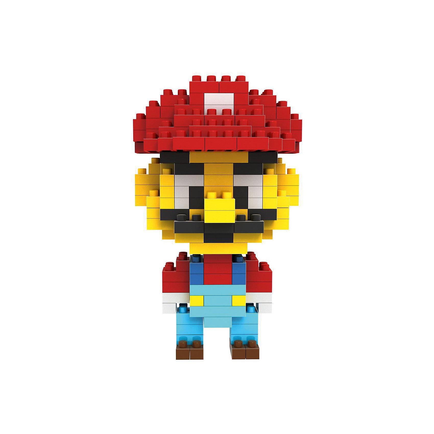 - Конструктор Итальянец Марио, Loz конструкторы fanclastic конструктор fanclastic набор роботоводство