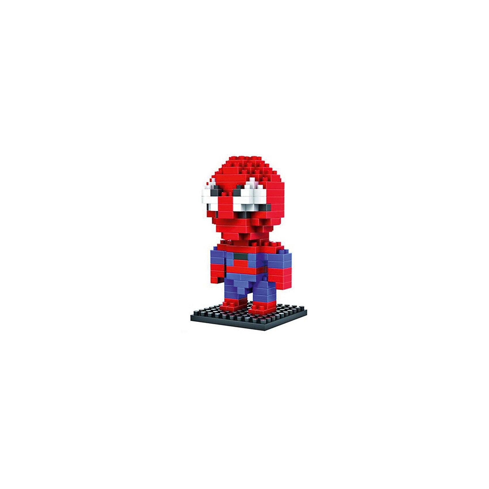 - Конструктор Воин паук, Loz конструкторы fanclastic конструктор fanclastic набор миникрафтика