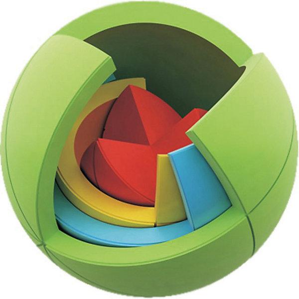Головоломка Обло, NeocubeГоловоломки - игры<br>Характеристики:<br><br>• возраст: от 4 лет;<br>• материал: пластик;<br>• размер упаковки: 16х11х9 см;<br>• вес упаковки: 350 гр.;<br>• страна производитель: Китай.<br><br> Головоломка-игра Обло (Oblo)  в форме сферы состоит из нескольких разноцветных слоев, каждый их которых составляет отдельный шар. Главная задача состоит в том, чтобы извлечь все внутренние сферы из внешней , а затем собрать их обратно. Это не так просто, потому что нужно из множества разноцветных деталей подбирать правильные части и их корректное расположение.  <br> Помимо своей яркой окраски, головоломка изготовлена из прочного пластика, который предотвращает трещины при падении.                                                <br>Обло - отличный способ развить маторику, логику и усидчивость ребенка.    <br>     <br>Головоломка Обло, Neocub можно купить в нашем интернет-магазине.<br><br>Ширина мм: 90<br>Глубина мм: 160<br>Высота мм: 110<br>Вес г: 350<br>Возраст от месяцев: 48<br>Возраст до месяцев: 192<br>Пол: Унисекс<br>Возраст: Детский<br>SKU: 5124666