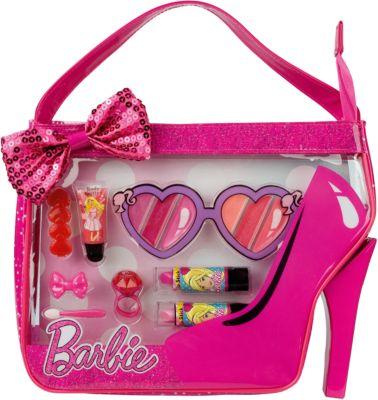 Markwins Набор детской косметики Барби в сумочке