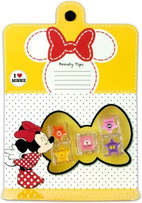 Markwins Набор детской косметики Minnie - Блеск для губ