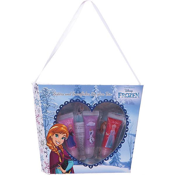 Купить Игровой набор детской декоративной косметики Анна , Холодное сердце, Markwins, Китай, Женский