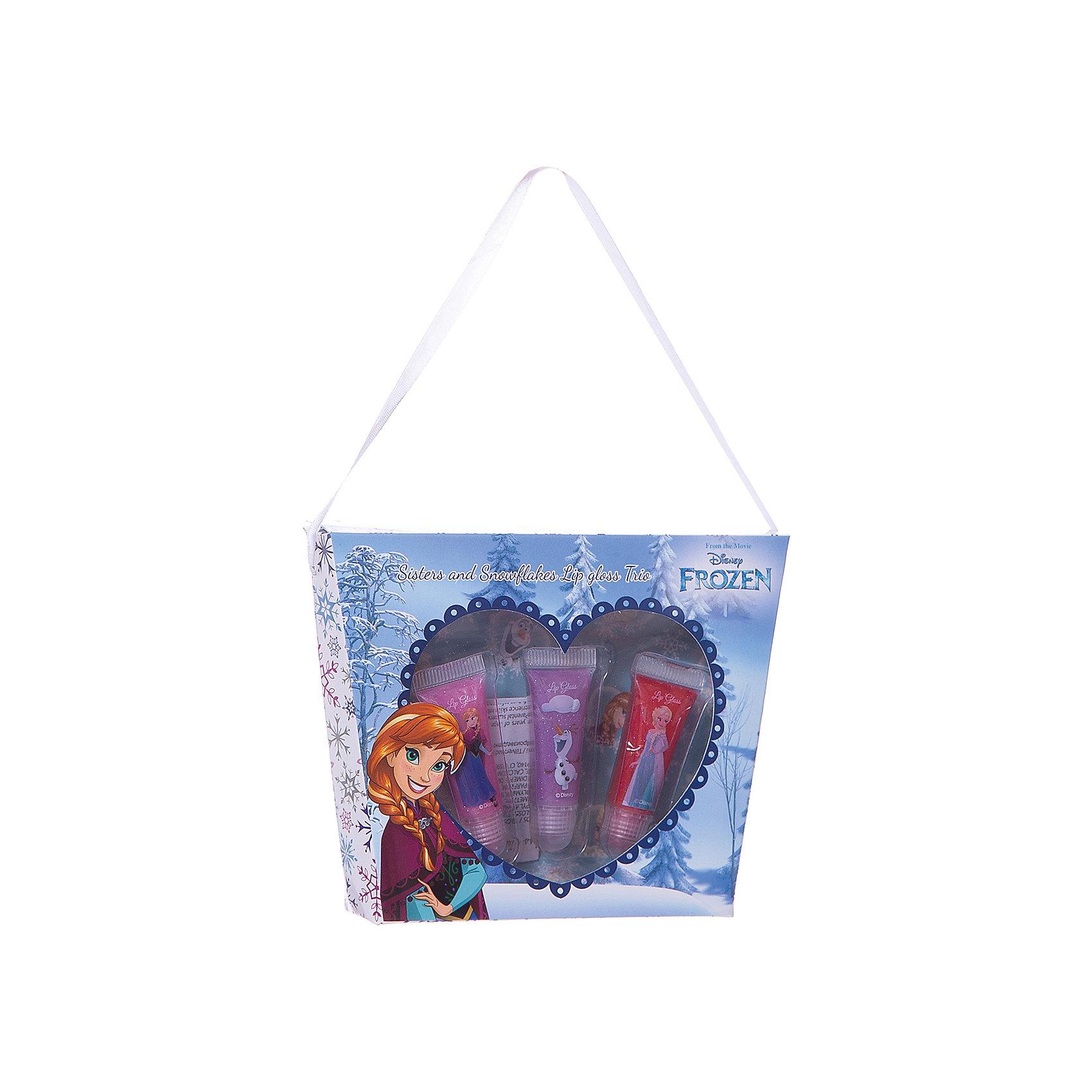 Markwins Игровой набор детской декоративной косметики Анна, Холодное сердце winx club набор детской декоративной косметики радужное сияние