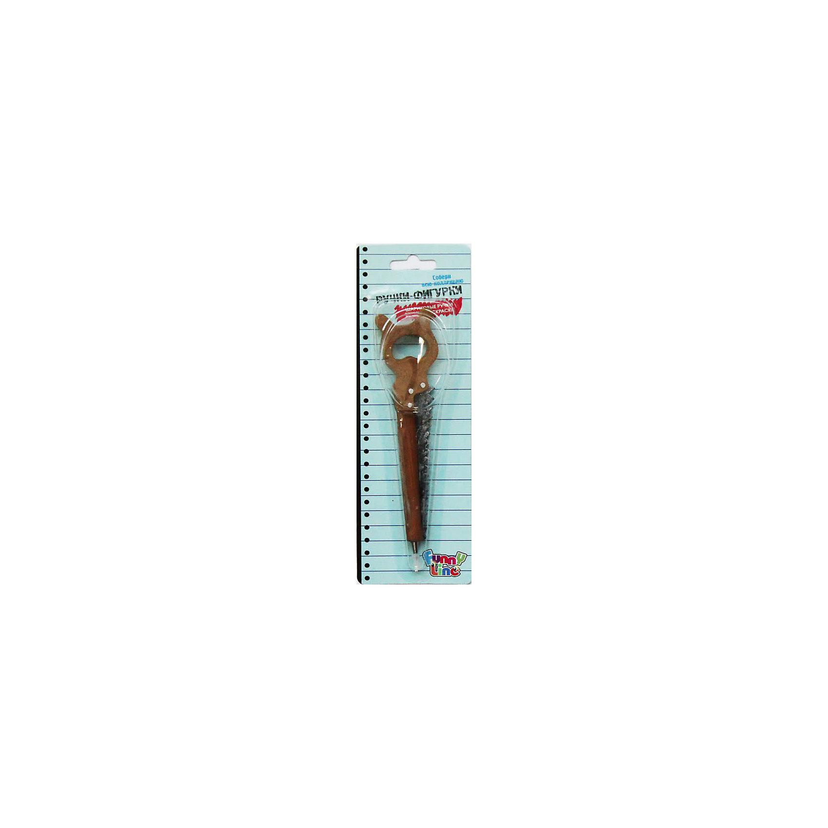 Ручка Инструменты ПилаПисьменные принадлежности<br>Ручка Инструменты Пила<br><br>Характеристики:<br><br>- в набор входит: 1 ручка<br>- состав: пластик <br>- вес: 30 гр.<br>- для детей в возрасте: от 6 до 9 лет<br>- страна производитель: Китай<br><br>Невероятная ручка-фигурка в виде пилы от компании Склад Уникальных Товаров станит отличным подарком для школьников! Яркий цвет и интересный дизайн понравится ребенку, а качественное исполнение и ручная раскраска фигурки привлечет внимание окружающих. Внутри ручки находится шариковый стержень с чернилами темно-синего цвета. Стержень закрывается колпачком под цвет самой ручке. Соберите всю коллекцию фигурок и разнообразьте свой набор канцелярских принадлежностей! <br><br>Ручку Инструменты Пила можно купить в нашем интернет-магазине.<br><br>Ширина мм: 30<br>Глубина мм: 30<br>Высота мм: 170<br>Вес г: 100<br>Возраст от месяцев: 72<br>Возраст до месяцев: 108<br>Пол: Унисекс<br>Возраст: Детский<br>SKU: 5124785