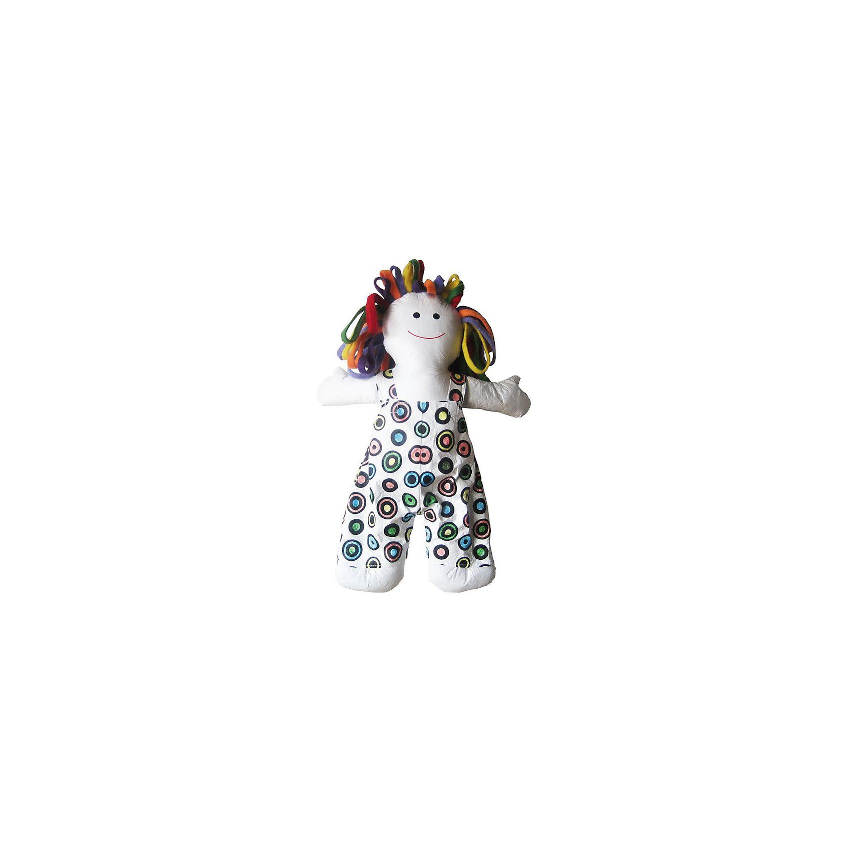 Урок Рисования Игрушка Разукрашка - Куколка 42смХарактеристики товара:<br><br>• габариты: высота 42 см<br>• возраст: 3+<br>• материал: текстиль<br>• комплектация: игрушка, фломастеры<br>• страна производства: Китай<br><br>Любовь к рисованию у многих детей появляется в раннем детстве. Зачастую, выглядит это не стандартным способом, а творчеством на игрушках и всевозможных предметах. Новая игрушка разработана специально для таких случаев. Игрушку можно раскрашивать фломастерами много раз. В комплект входят фломастеры четырех цветов. Материалы, использованные при изготовлении товара, сертифицированы и отвечают всем международным требованиям по качеству. <br><br>Набор «Урок Рисования Игрушка Разукрашка - Куколка 42 см» можно приобрести в нашем интернет-магазине.<br><br>Ширина мм: 60<br>Глубина мм: 200<br>Высота мм: 400<br>Вес г: 100<br>Возраст от месяцев: 36<br>Возраст до месяцев: 84<br>Пол: Женский<br>Возраст: Детский<br>SKU: 5124788