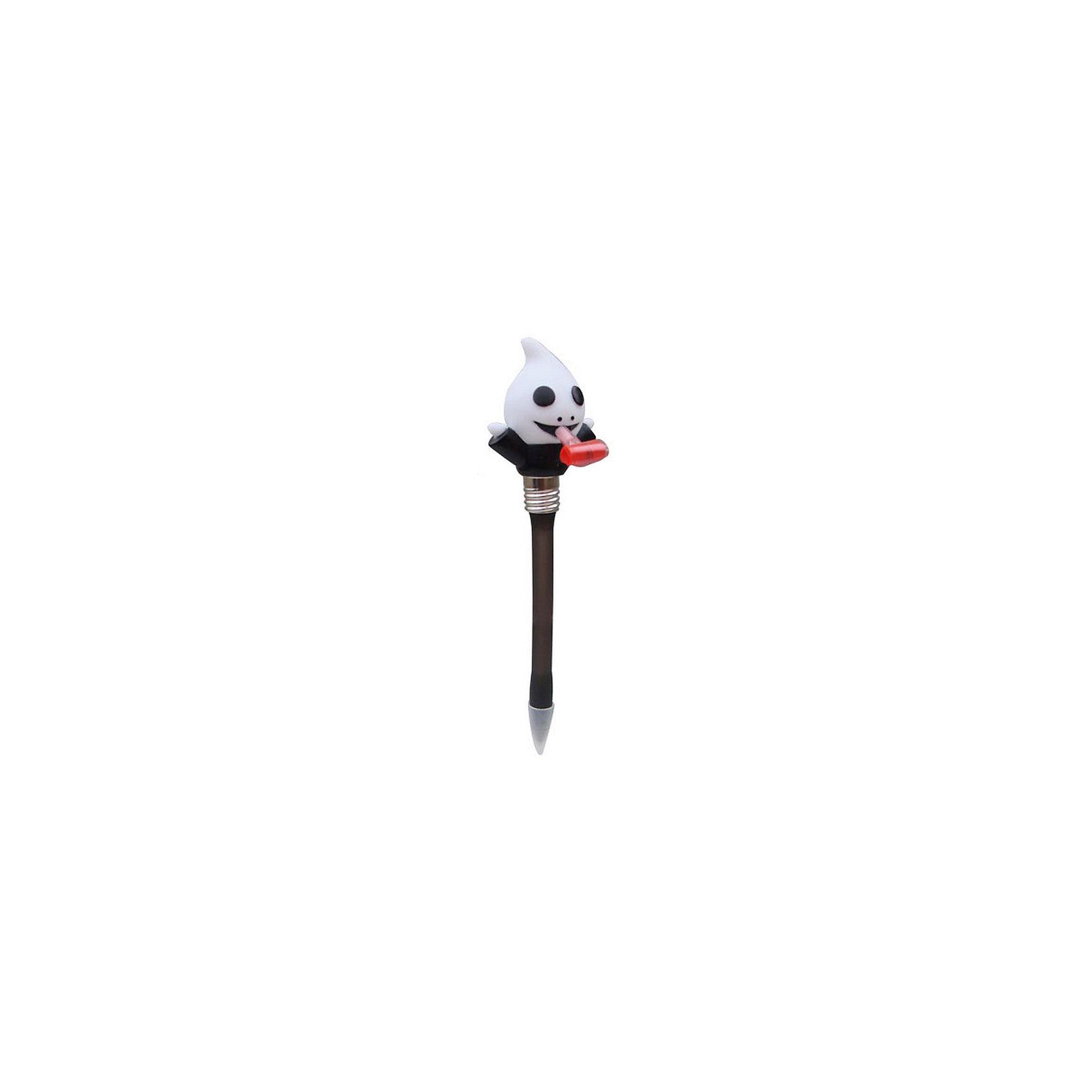 Ручка LED «Свисток» ПривидениеПисьменные принадлежности<br><br><br>Ширина мм: 30<br>Глубина мм: 100<br>Высота мм: 260<br>Вес г: 100<br>Возраст от месяцев: 72<br>Возраст до месяцев: 144<br>Пол: Унисекс<br>Возраст: Детский<br>SKU: 5124792