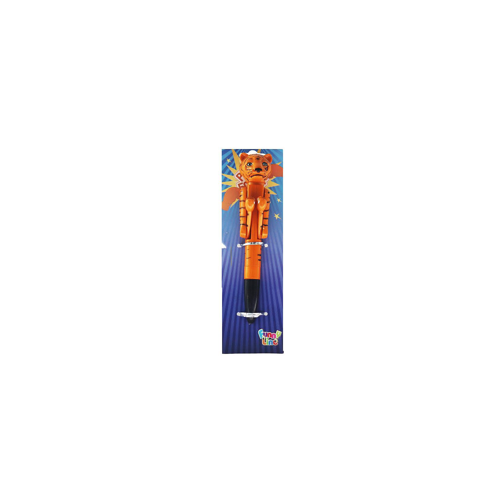 Ручка Боксер ТигрПисьменные принадлежности<br>Ручка Боксер Тигр<br><br>Характеристики:<br><br>- в набор входит: 1 ручка<br>- состав: пластик <br>- для детей в возрасте: от 6 до 9 лет<br>- страна производитель: Китай<br><br>Невероятная ручка-боксер от компании Склад Уникальных Товаров станит отличным подарком для школьников! Яркий цвет и интересный дизайн понравится ребенку, а две кнопочки на обороте активируют боксерские перчатки и боксер готов ринуться в бой! Ручка поможет скрасить время на перемене и отлично провести время с друзьями, устраивая боксерские поединки. Внутри ручки находится шариковый стержень с чернилами темно-синего цвета. Стержень закрывается колпачком под цвет самой ручке. Ручка поможет развить ловкость, реакцию, моторику и воображение. <br><br>Ручку Боксер Тигр можно купить в нашем интернет-магазине.<br><br>Ширина мм: 30<br>Глубина мм: 30<br>Высота мм: 170<br>Вес г: 100<br>Возраст от месяцев: 72<br>Возраст до месяцев: 108<br>Пол: Унисекс<br>Возраст: Детский<br>SKU: 5124795