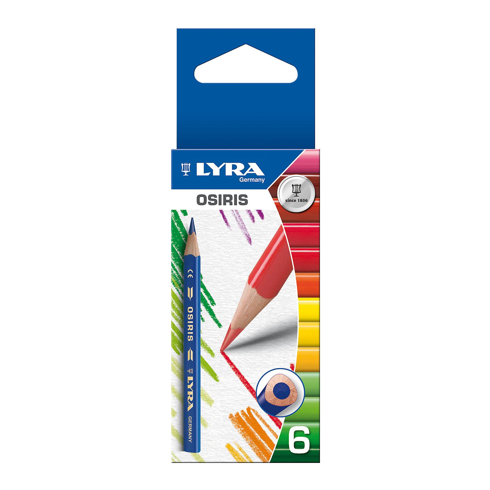 Цветные укороченные треугольные карандаши, 6 шт.Письменные принадлежности<br>Цветные укороченные. треугольные карандаши, 6 шт.  Диаметр грифеля 2,8 мм.  Экономичная линейка карандашей<br><br>Ширина мм: 10<br>Глубина мм: 128<br>Высота мм: 49<br>Вес г: 21<br>Возраст от месяцев: 36<br>Возраст до месяцев: 84<br>Пол: Унисекс<br>Возраст: Детский<br>SKU: 5124957