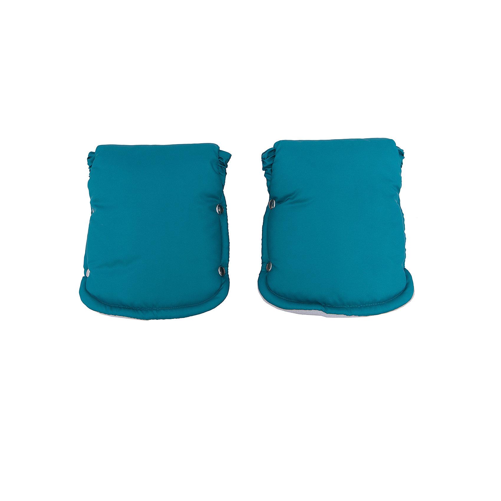 Муфта для рук (рукавички) Изумруд, byTwinzАксессуары для колясок<br>Муфта для рук (рукавички) Изумруд, byTwinz<br><br>Характеристики:<br><br>-Размер: универсальный<br>-Цвет: изумрудный<br>-2 отдельные рукавички<br>-Крепится кнопками на ручку коляски<br><br>Муфта для рук (рукавички) Изумруд, byTwinz предназначена для холодных зимних прогулок. Рукавички крепятся на ручку коляски, чтобы во время прогулки руки не мерзли. Так же рукавички, благодаря креплению к ручке, не будут слетать или падать. Вы легко сможете вытащить руки при надобности.  Они сделаны из качественного материала и не вызовут аллергическую реакцию.<br><br>Муфту для рук (рукавички) Изумруд, byTwinz можно приобрести в нашем интернет-магазине.<br><br>Ширина мм: 250<br>Глубина мм: 230<br>Высота мм: 130<br>Вес г: 180<br>Возраст от месяцев: 0<br>Возраст до месяцев: 36<br>Пол: Унисекс<br>Возраст: Детский<br>SKU: 5126786