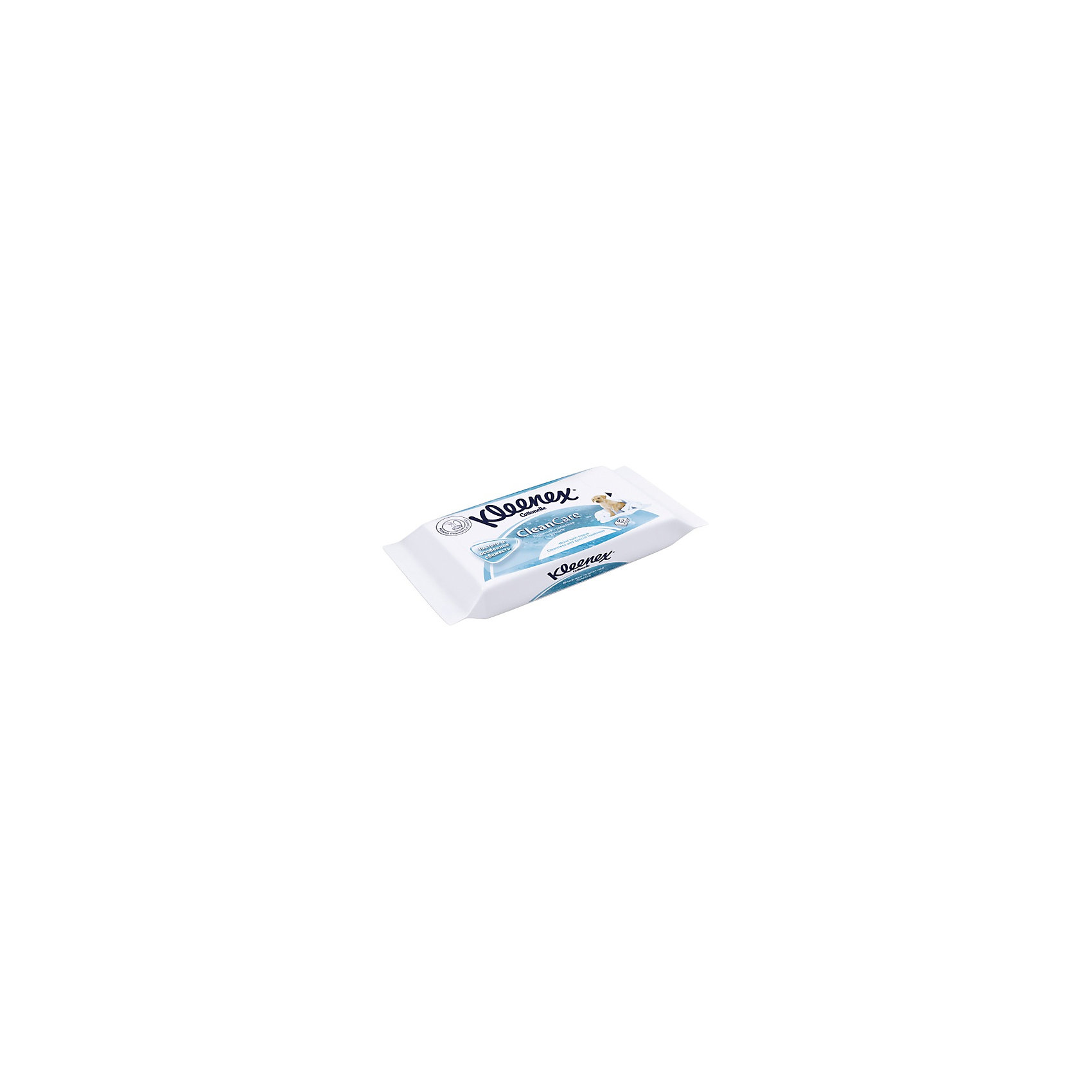 Kleenex Влажная туалетная бумага запасной блок 42 шт., Kleenex fria влажная туалетная бумага umidificata sensitive care био разлогаемая 12 шт уп