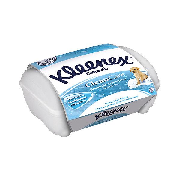 Влажная туалетная бумага в Контейнере 42 шт., KleenexВлажные салфетки<br>Влажная туалетная бумага в Контейнере 42 шт., Kleenex<br><br>Характеристики:<br><br>-В упаковке: 42 штук<br>-Упаковка: контейнер<br>-Безопасный материал для кожи <br>-Без содержания спирта и парабенов<br>-Растворяема в воде<br><br>Влажная туалетная бумага в Контейнере 42 шт., Kleenex обеспечит безопасную личную гигиену. Её удобно взять с собой в путешествие или <br>на прогулку. Безопасный материал не вызовет аллергическую реакцию. <br><br>Влажная туалетная бумага в Контейнере 42 шт., Kleenex можно приобрести в нашем интернет-магазине.<br><br>Ширина мм: 150<br>Глубина мм: 100<br>Высота мм: 150<br>Вес г: 500<br>Возраст от месяцев: 6<br>Возраст до месяцев: 36<br>Пол: Унисекс<br>Возраст: Детский<br>SKU: 5126875