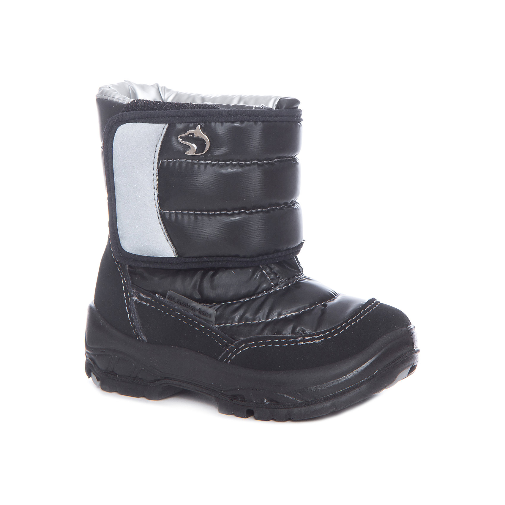Сапоги для мальчика Alaska OriginaleСапоги для мальчика Alaska Originale<br>Зимняя обувь с мембранным слоем для активных прогулок. Температурный режим от 0 до -25С.<br>Состав: Верх:54%ПЭ;46%ПА ; Подкладка:100%овечья шерсть Подошва:Полиуретан+Термополиуретан<br><br>Ширина мм: 257<br>Глубина мм: 180<br>Высота мм: 130<br>Вес г: 420<br>Цвет: черный<br>Возраст от месяцев: 24<br>Возраст до месяцев: 36<br>Пол: Мужской<br>Возраст: Детский<br>Размер: 26,27,25,24,23,22,21,20<br>SKU: 5134372