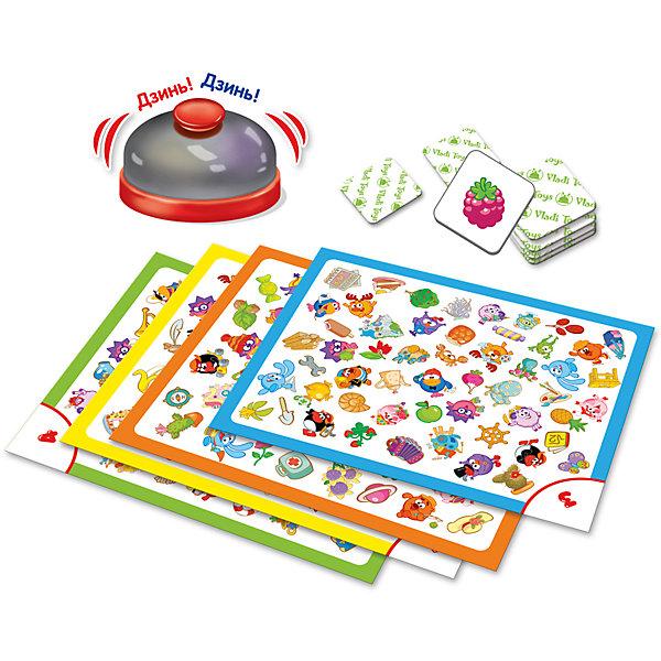 Игра со звонком  Глаз-Алмаз , Vladi Toys