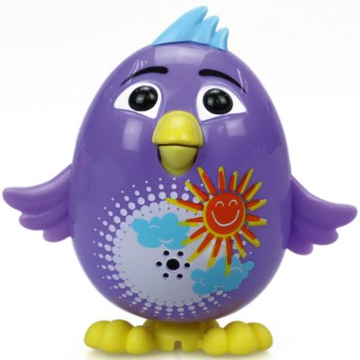 Silverlit Цыпленок с кольцом Violet, фиолетовый, DigiBirds
