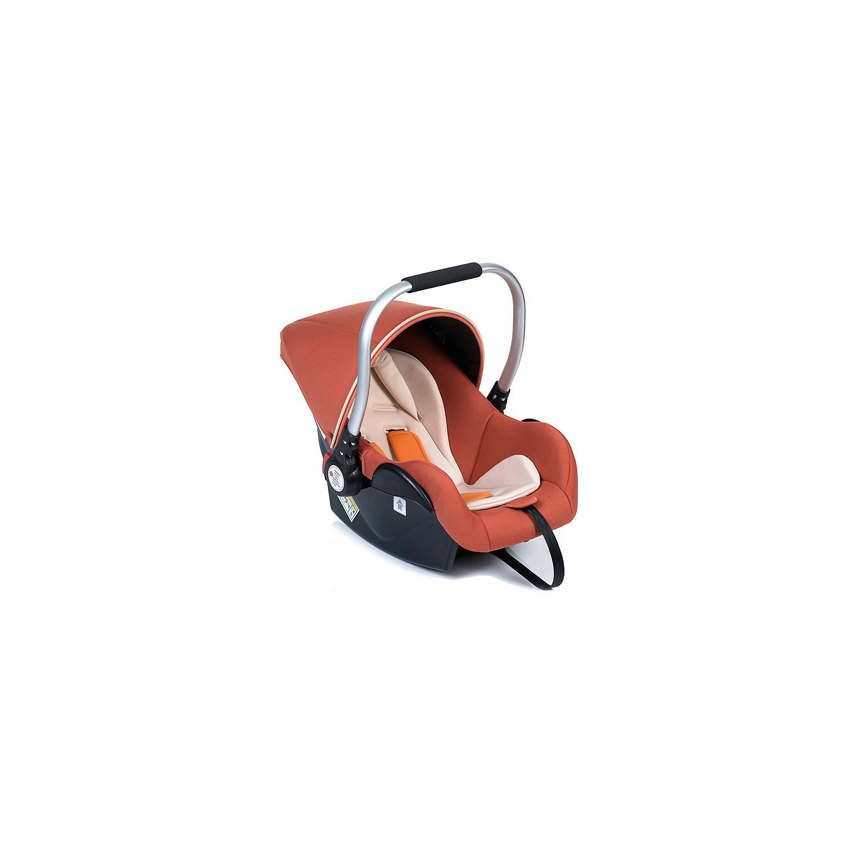 Автокресло PRIMARY, 0-13 кг., Babyhit, красный/серый