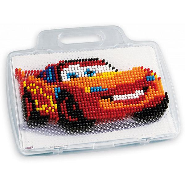Мозаика Тачки 2 из серии Фантастические цвета, д. 5 мм, QuercettiМозаика<br>Мозаика Тачки 2 из серии Фантастические цвета, д. 5 мм, Quercetti (Кверсетти).<br><br>Характеристики:<br><br>- В наборе: 1900 гвоздиков диаметром 5 мм, 8-ми различных цветов; 4 карточки — двухсторонние; прозрачная пластиковая основа в виде чемоданчика; 3 пластиковых контейнера с разделителями для цветных гвоздиков<br>- Материал: безопасный пластик, окрашенный нетоксичными красками<br>- Упаковка: подарочная коробка<br>- Размер упаковки: 34 х 27 х 5 см.<br>- Вес: 980 гр.<br><br>Мозаика Тачки 2 из серии Фантастические цвета от Quercetti (Кверсетти) надолго увлечет вашего малыша. Из ярких элементов он сможет собирать красивые картинки с изображением героев мультсериала «Тачки». Предложенные карточки с цветными схематическими изображениями тачек являются трафаретом для складывания объемного рисунка. Основание мозаики выполнено в форме чемоданчика. Собирание мозаики развивает у детей цветовосприятие, творческие способности, внимание, усидчивость и мелкую моторику.<br><br>Мозаику Тачки 2 из серии Фантастические цвета, д. 5 мм, Quercetti (Кверсетти) можно купить в нашем интернет-магазине.<br>Ширина мм: 340; Глубина мм: 50; Высота мм: 270; Вес г: 1320; Возраст от месяцев: 60; Возраст до месяцев: 2147483647; Пол: Мужской; Возраст: Детский; SKU: 5140048;