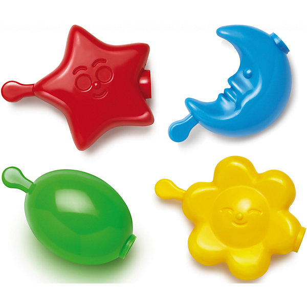 Конструктор Звездная цепочка, 21 деталь, QuercettiПластмассовые конструкторы<br>Конструктор Звездная цепочка, 21 деталь, Quercetti (Кверсетти).<br><br>Характеристики:<br><br>- В наборе 21 деталь: 5 звездочек (красные), 5 полумесяцев (голубые), 5 солнышек (желтые) и 6 «бусин» (сиреневые, оранжевые, зеленые)<br>- Материал: высококачественный пластик, окрашенный нетоксичными красками<br>- Упаковка: картонная коробка<br>- Размер упаковки: 18х29х9 см.<br>- Вес: 470 гр.<br><br>Конструктор Звездная цепочка от Quercetti (Кверсетти) принесет множество позитивный эмоций вашему малышу. Яркие цветные детали различной формы привлекут внимание ребенка, а легкий вес позволит играть с ними очень долго. Во время игры он научится соединять детали, создавая цепочку, сортировать предметы по цвету и форме, чередовать детали, соблюдая определенную закономерность. Детали легко соединяются друг с другом, так как на каждой детали есть выступ и выемка, в которую можно вставить выступ другой детали. Для знакомства с конструктором соберите вместе с ребенком цепочки из красных звездочек или голубых полумесяцев. Затем попробуйте вместе с малышом собрать цепочку, где детали чередуются или расположены симметрично. Можно собирать цепочки разной длины. Также детали конструктора можно использовать как счетный материал и осваивать понятия «один», «много», «больше», «меньше», «поровну». Постоянно пересчитывайте детали: для начала в пределах пяти, затем десяти, а потом и двадцати одного. Конструктор «Звездная цепочка» развивает у ребенка логику, память, усидчивость и мелкую моторику рук, а также помогает научиться считать, изучить сходство и различия предметов, их объем, форму, цвет. Удобные крупные детали изготовлены из приятного на ощупь, мягкого и безопасного пластика, легко моются.<br><br>Конструктор Звездная цепочка, 21 деталь, Quercetti (Кверсетти) можно купить в нашем интернет-магазине.<br><br>Ширина мм: 180<br>Глубина мм: 90<br>Высота мм: 290<br>Вес г: 467<br>Возраст от месяцев: 12<br>Возраст до