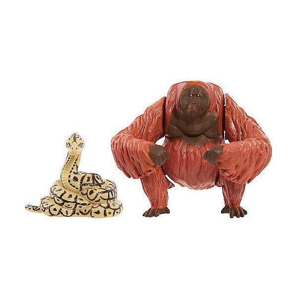 Фигурки Книга Джунглей - Обезьяна Король Луи и питон Каа.Мир животных<br>Характеристики товара:<br><br>- цвет: разноцветный;<br>- материал: пластик;<br>- размер упаковки: 20х8х21см;<br>- вес: 230 г;<br>- комплект: 2 фигурки.<br><br>Играть с фигурками из любимого фильма - вдвойне интереснее! Фигурки героев Книги Джунглей очень красивые, они хорошо детализированы. Каждая фигурка отлично выполнена, поэтому она станет желанным подарком для ребенка. Такое изделие отлично тренирует у ребенка разные навыки: играя с фигурками, ребенок развивает мелкую моторику, цветовосприятие, внимание, воображение и творческое мышление. В наборе - 2 фигурки.<br>Из этих фигурок можно собрать целую коллекцию! Изделие произведено из высококачественного материала, безопасного для детей.<br><br>Игрушку Обезьяна от бренда Jungle Book можно купить в нашем интернет-магазине.<br>Ширина мм: 210; Глубина мм: 200; Высота мм: 80; Вес г: 230; Возраст от месяцев: 36; Возраст до месяцев: 2147483647; Пол: Унисекс; Возраст: Детский; SKU: 5140208;