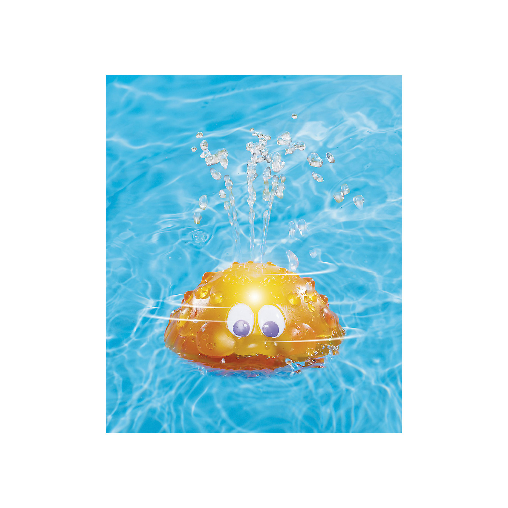 Little Tikes Игрушка для ванны Вращающийся фонтан, Little Tikes, жёлтый органайзер little tikes органайзер карман для детских принадлежностей seat pal серый