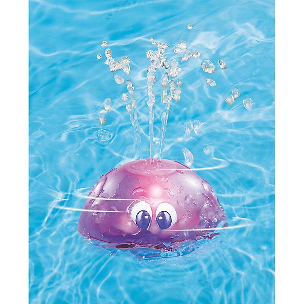 Игрушка для ванны Вращающийся фонтан, Little Tikes, фиолетовыйИгрушки для ванной<br>Характеристики товара:<br><br>- цвет: фиолетовый;<br>- материал: пластик;<br>- размер упаковки: 16х11х14 см;<br>- вес: 260 г;<br>- возраст: от 1 года.<br><br>Играть в ванне - вдвойне интереснее! Такие игрушки для ванны подразумевают множество вариантов игр, поэтому она станет желанным подарком для ребенка. Если опустить игрушку в воду и включить - она будет вращаться, заработает подсветка, а сверху будут вырываться струйки воды. Такое изделие отлично тренирует у ребенка разные навыки: оно развивает мелкую моторику, цветовосприятие, внимание, воображение и творческое мышление. <br>Из этих фигурок разного цвета можно собрать целую коллекцию! Изделие произведено из высококачественного материала, безопасного для детей.<br><br>Игрушку для ванны Вращающийся фонтан от бренда Little Tikes можно купить в нашем интернет-магазине.<br><br>Ширина мм: 160<br>Глубина мм: 140<br>Высота мм: 110<br>Вес г: 257<br>Возраст от месяцев: 36<br>Возраст до месяцев: 2147483647<br>Пол: Унисекс<br>Возраст: Детский<br>SKU: 5140210