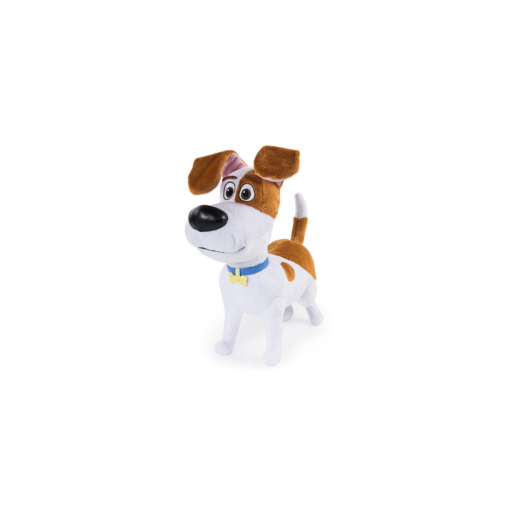 Spin Master Мягкая игрушка Тайная жизнь домашних животных - Макс игрушка для животных каскад удочка с микки маусом 47 см