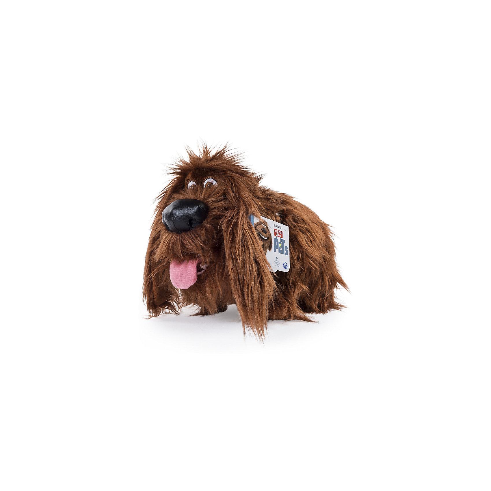 Мягкая игрушка Тайная жизнь домашних животных - ЛовкачЛюбимые герои<br>Характеристики товара:<br><br>- цвет: разноцветный;<br>- материал: искусственный мех, синтепон;<br>- размер игрушки: 30 см;<br>- вес: 400 г.<br><br>Играть с фигурками из любимого мультфильма - вдвойне интереснее! Фигурки героев мультика Тайная жизнь домашних животных очень красивые, они хорошо детализированы. Каждая фигурка отлично выполнена, очень похожа на героя мультика, поэтому она станет желанным подарком для ребенка. Такое изделие отлично тренирует у ребенка разные навыки: играя с фигурками, ребенок развивает мелкую моторику, цветовосприятие, внимание, воображение и творческое мышление. <br>Из этих фигурок можно собрать целую коллекцию! Изделие произведено из качественных проверенных материалов, безопасных для малышей.<br><br>Плюш Ловкач 30 см, Тайная жизнь домашних животных, можно купить в нашем интернет-магазине.<br><br>Ширина мм: 406<br>Глубина мм: 355<br>Высота мм: 304<br>Вес г: 140<br>Возраст от месяцев: 36<br>Возраст до месяцев: 2147483647<br>Пол: Унисекс<br>Возраст: Детский<br>SKU: 5140216