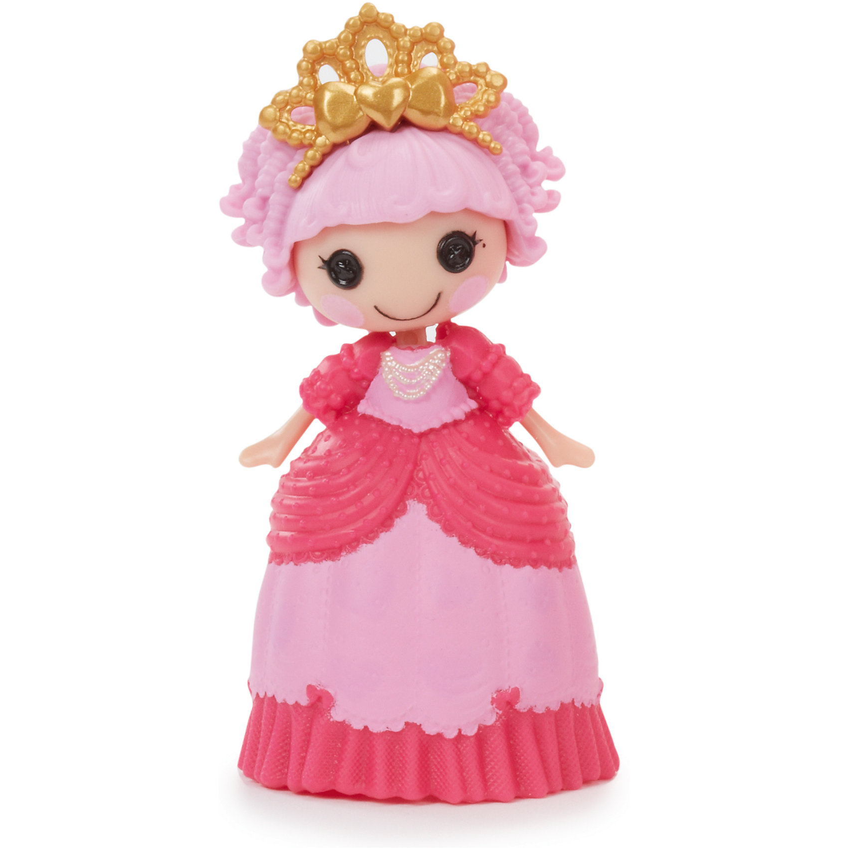 Кукла Сокровище, Мини-ЛалалупсиМини-куклы<br>Характеристики товара:<br><br>- цвет: разноцветный;<br>- материал: пластик;<br>- подвижные части тела;<br>- комплектация: кукла, аксессуары;<br>- размер упаковки: 18х14х4 см.<br>- размер куклы: 7,5 см.<br><br>Эти симпатичные куклы Мини-Лалалупси от известного бренда не оставят девочку равнодушной! Какая девочка сможет отказаться поиграть с куклами, которых можно переодевать и менять им прически благодаря набору аксессуаров?! В комплект входят наряды, аксессуары, обувь и парики. Игрушка очень качественно выполнена, поэтому она станет замечательным подарком ребенку. <br>Продается набор в красивой удобной упаковке. Изделие произведено из высококачественного материала, безопасного для детей.<br><br>Куклу Сокровище, Мини-Лалалупси, можно купить в нашем интернет-магазине.<br><br>Ширина мм: 200<br>Глубина мм: 210<br>Высота мм: 60<br>Вес г: 163<br>Возраст от месяцев: 36<br>Возраст до месяцев: 2147483647<br>Пол: Женский<br>Возраст: Детский<br>SKU: 5140218