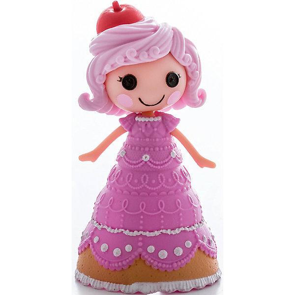 Кукла Кондитерская, Мини-ЛалалупсиКуклы<br>Характеристики товара:<br><br>- цвет: разноцветный;<br>- материал: пластик;<br>- подвижные части тела;<br>- комплектация: кукла, аксессуары;<br>- размер упаковки: 18х14х4 см.<br>- размер куклы: 7,5 см.<br><br>Эти симпатичные куклы Мини-Лалалупси от известного бренда не оставят девочку равнодушной! Какая девочка сможет отказаться поиграть с куклами, которых можно переодевать и менять им прически благодаря набору аксессуаров?! В комплект входят наряды, аксессуары, обувь и парики. Игрушка очень качественно выполнена, поэтому она станет замечательным подарком ребенку. <br>Продается набор в красивой удобной упаковке. Изделие произведено из высококачественного материала, безопасного для детей.<br><br>Куклу Кондитерская, Мини-Лалалупси, можно купить в нашем интернет-магазине.<br>Ширина мм: 200; Глубина мм: 210; Высота мм: 60; Вес г: 163; Возраст от месяцев: 36; Возраст до месяцев: 2147483647; Пол: Женский; Возраст: Детский; SKU: 5140220;
