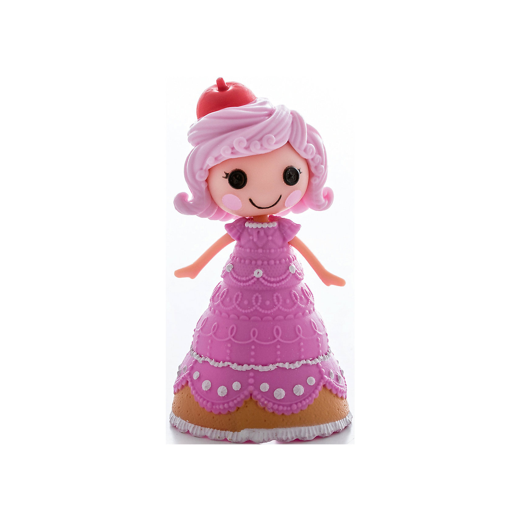 Кукла Кондитерская, Мини-ЛалалупсиПопулярные игрушки<br>Характеристики товара:<br><br>- цвет: разноцветный;<br>- материал: пластик;<br>- подвижные части тела;<br>- комплектация: кукла, аксессуары;<br>- размер упаковки: 18х14х4 см.<br>- размер куклы: 7,5 см.<br><br>Эти симпатичные куклы Мини-Лалалупси от известного бренда не оставят девочку равнодушной! Какая девочка сможет отказаться поиграть с куклами, которых можно переодевать и менять им прически благодаря набору аксессуаров?! В комплект входят наряды, аксессуары, обувь и парики. Игрушка очень качественно выполнена, поэтому она станет замечательным подарком ребенку. <br>Продается набор в красивой удобной упаковке. Изделие произведено из высококачественного материала, безопасного для детей.<br><br>Куклу Кондитерская, Мини-Лалалупси, можно купить в нашем интернет-магазине.<br><br>Ширина мм: 200<br>Глубина мм: 210<br>Высота мм: 60<br>Вес г: 163<br>Возраст от месяцев: 36<br>Возраст до месяцев: 2147483647<br>Пол: Женский<br>Возраст: Детский<br>SKU: 5140220